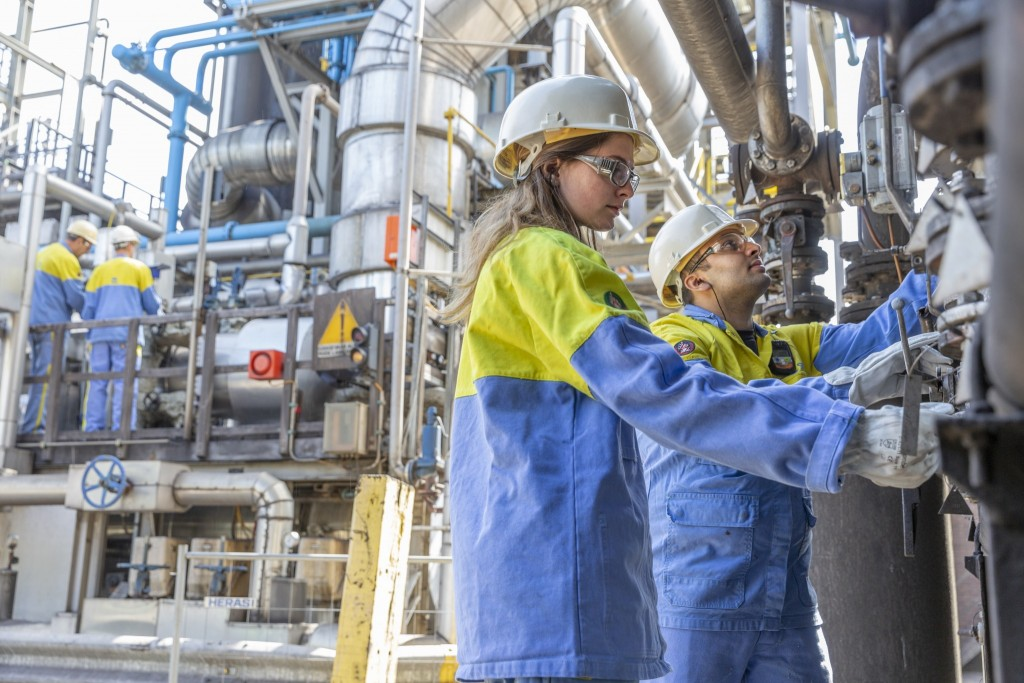 Open Dag bedrijfsschool Tata Steel