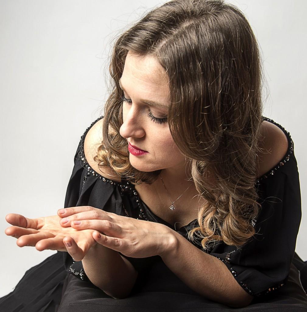 Pianiste Maria Prokofieva in 't Mosterdzaadje