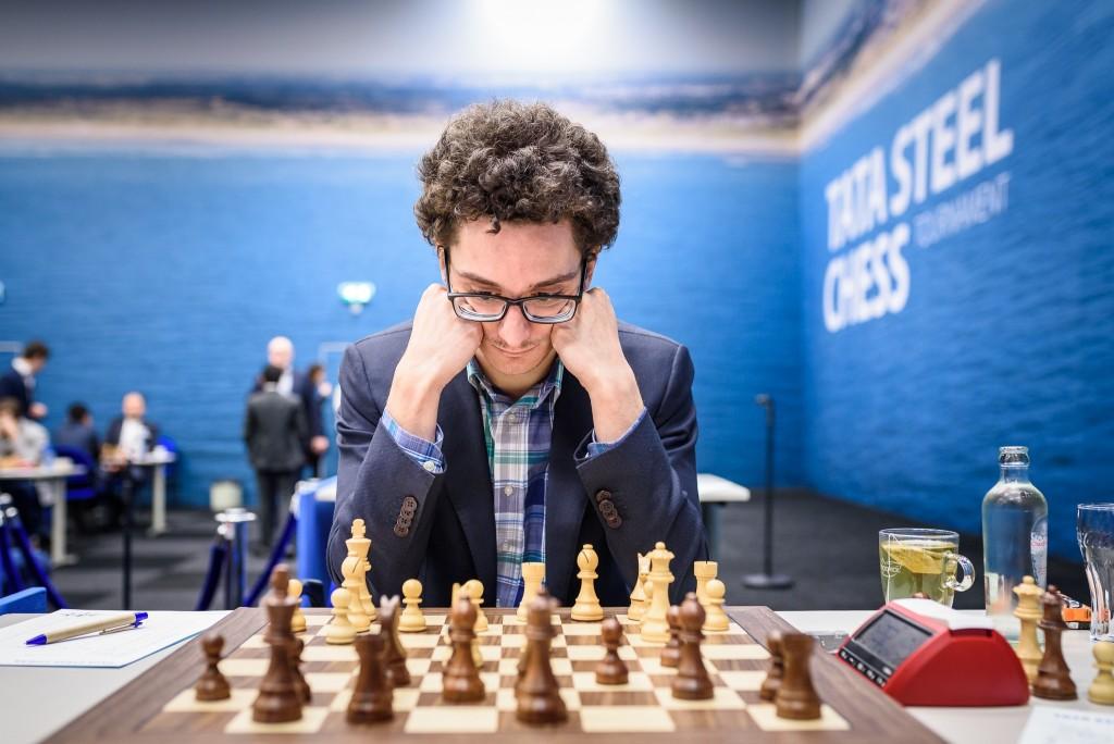Fabiano Caruana wint Tata Steel Chess 2020