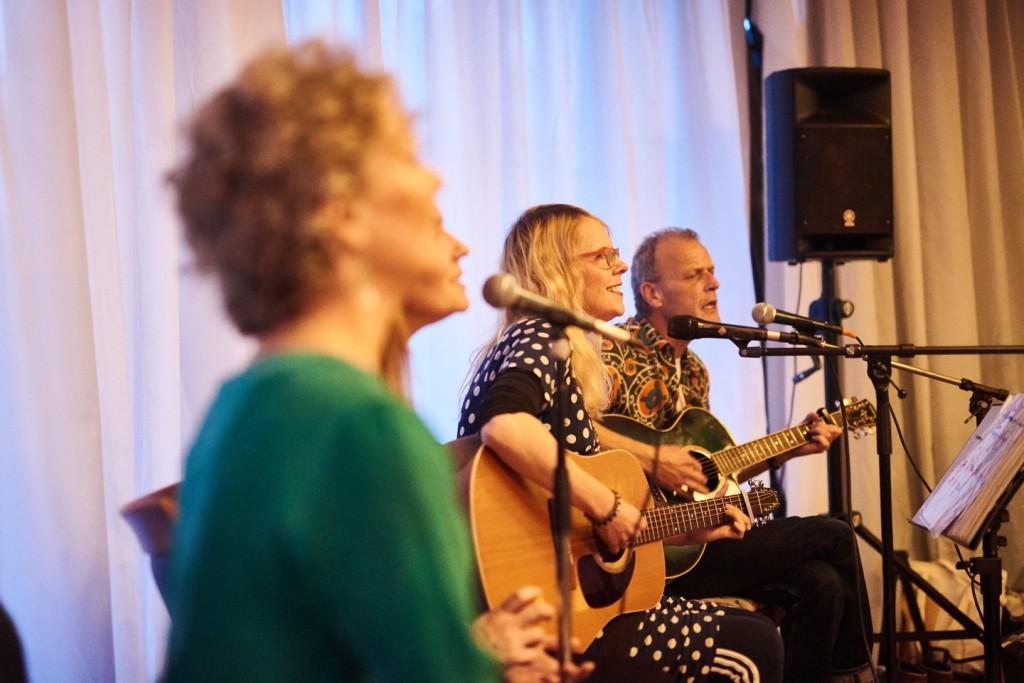 Muziek en meditatie in de Naaldkerk