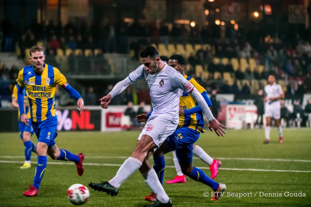 Kharchouch helpt Telstar langs TOP Oss