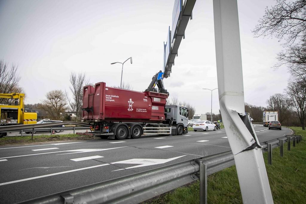 HVC vrachtwagen wegbewijzering NieuwsFoto (4)
