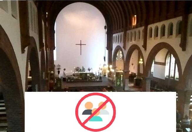 Oud-Katholieke zondagsdiensten via internet