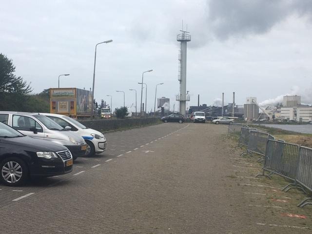 Camperplaatsen op Parkeerplaats Pontplein