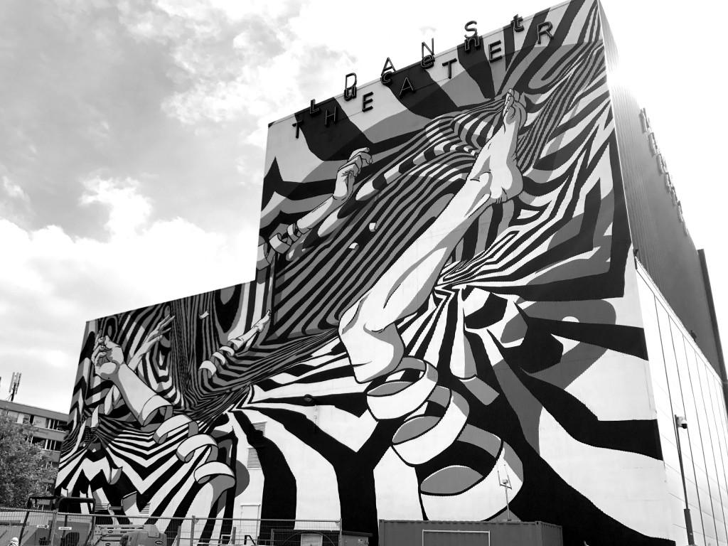 "Street Art project ""Kantje Pikken"" gaat van start"