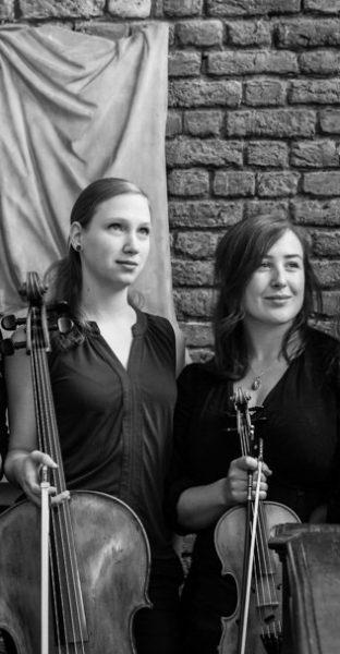 Alkyona Duo: van baroksonate tot tango