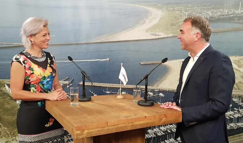 Maakindustrie en offshore wind centraal in tv-programma