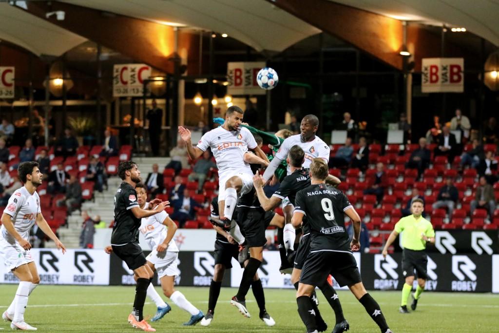 Eerste seizoenstreffer Glynor Plet is niet genoeg voor Telstar tegen MVV