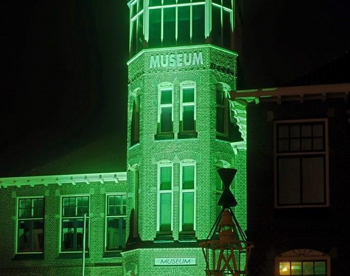 Zee- en Havenmuseum extra open.