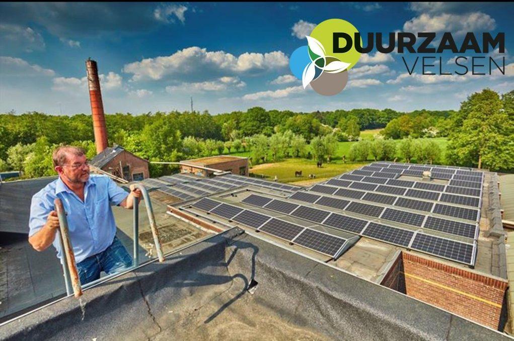 Met subsidie zonnepanelen