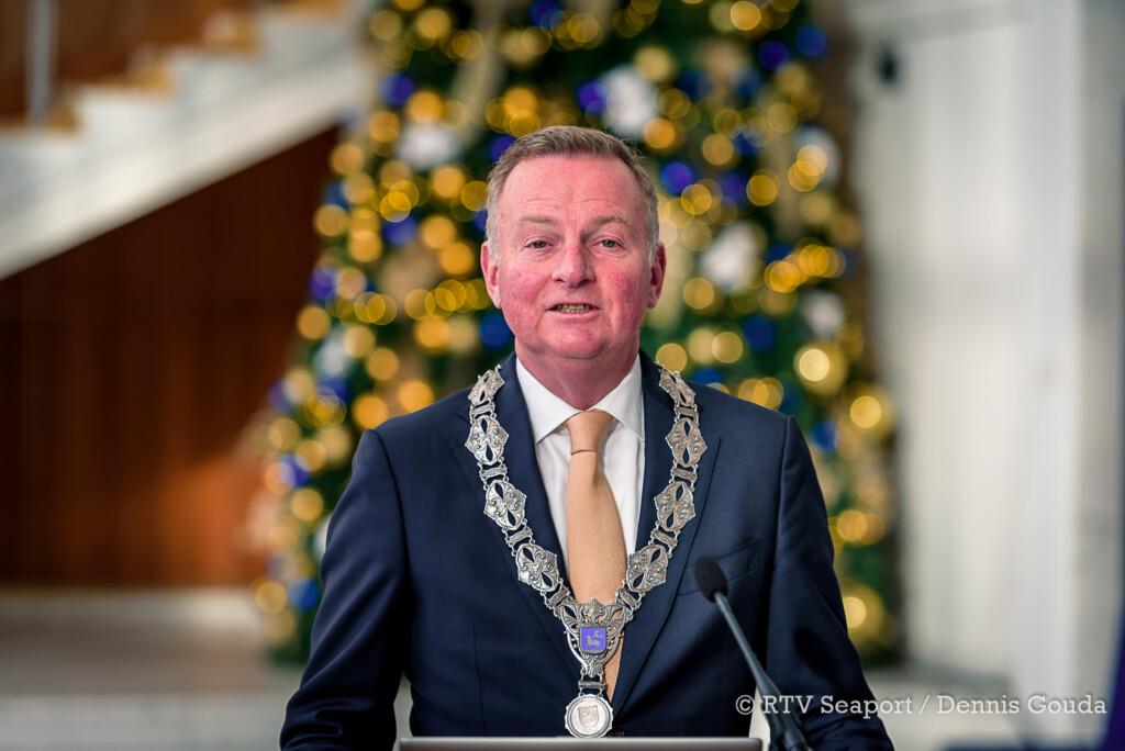 Nieuwjaarstoespraak burgemeester Dales
