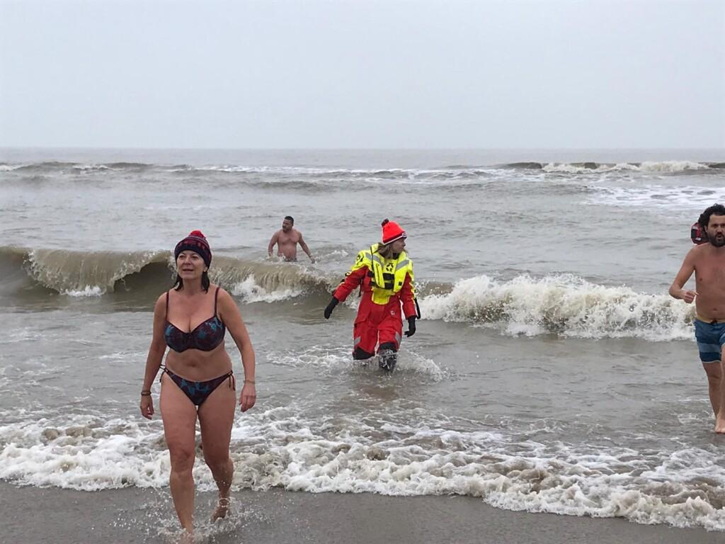 Reddingsbrigade: Kom niet zelfstandig duiken op Nieuwjaarsdag
