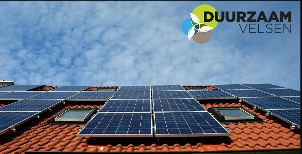 Opnieuw zonnepanelenactie voor inwoners van Velsen