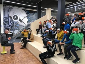 Technieklokaal Technisch College aanwinst voor Velsen