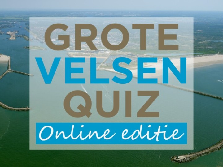 AUDIO – Grote Velsen Quiz dit jaar online en gratis