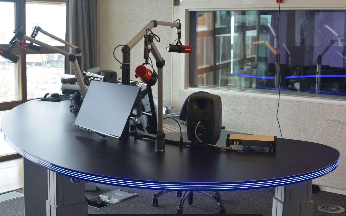 RTV Seaport krijgt nieuwe radiostudio