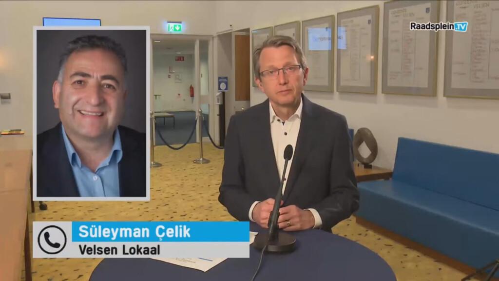 VIDEO – Süleyman Çelik over integriteit als raadslid met werkgever TATA Steel