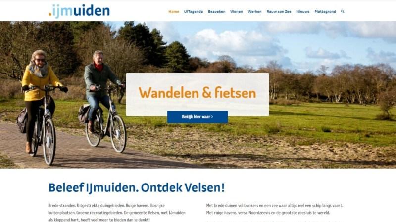 Nieuwe website Citymarketing Velsen