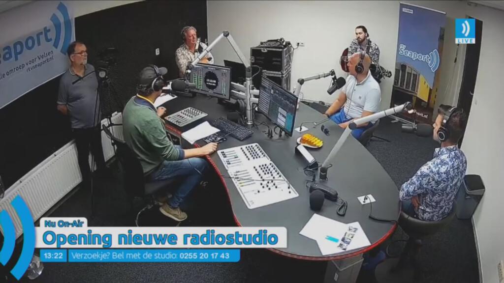 Jeroen Verwoort (VVD) en Hülya Kat(D66) zijn het eens: meer geld voor lokale omroep