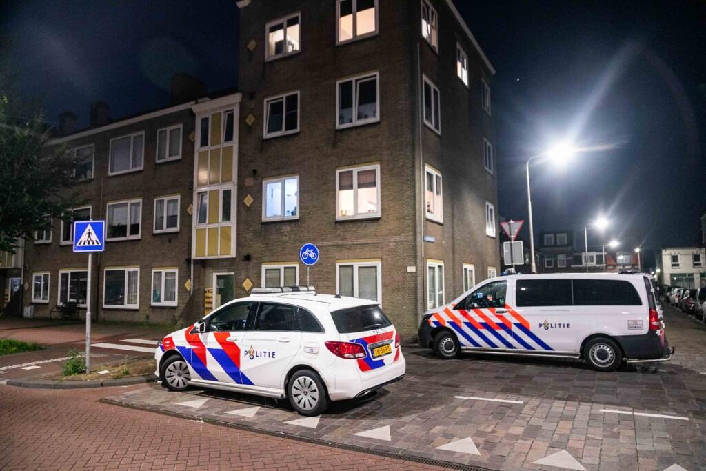 Overval Lange Nieuwstraat IJmuiden