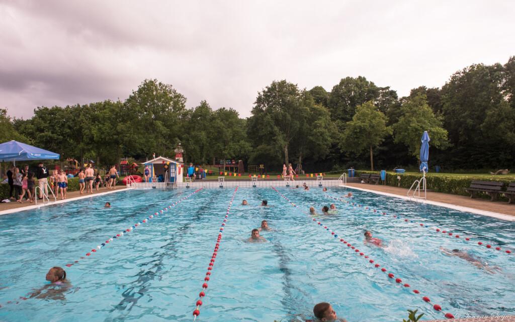 31e Zwemvierdaagse van start gegaan