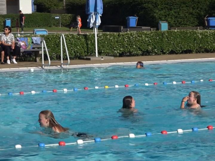 Zwem4daagse vormt spetterend begin van de zomervakantie
