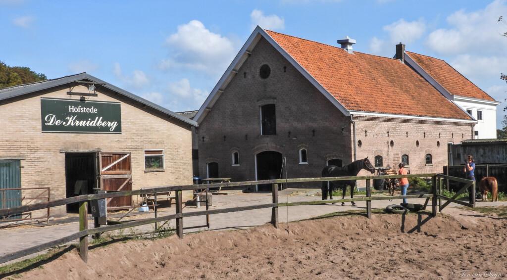 Provinciale plannen in binnenduinrand Santpoort zijn dreiging voor agrarische bedrijven