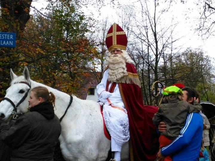 Geen massale Sinterklaas intocht in Santpoort-Noord, wel 'Dag van Sinterklaas'
