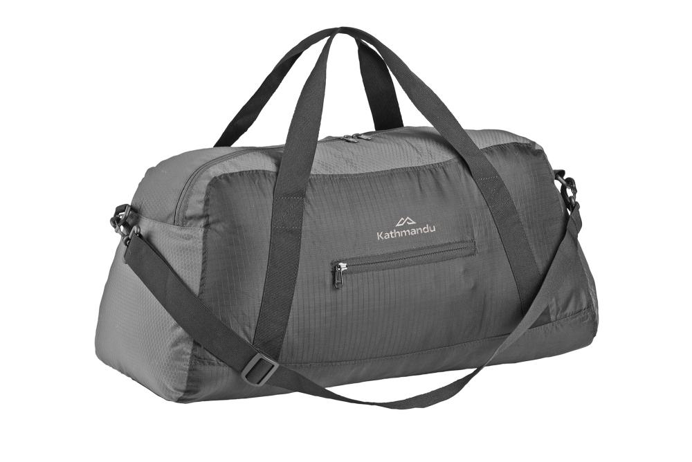 Packable Duffel Kathmandu   www.rtwgirl.com