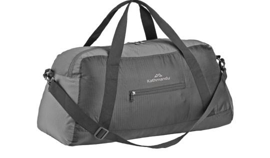 Packable Duffel Kathmandu | www.rtwgirl.com