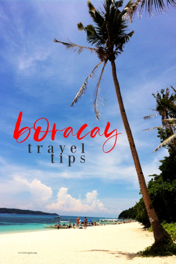 Boracay Travel Tips