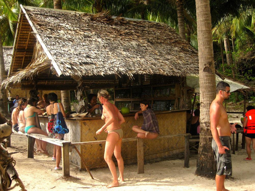 Coconut Shack El Nido Philippines