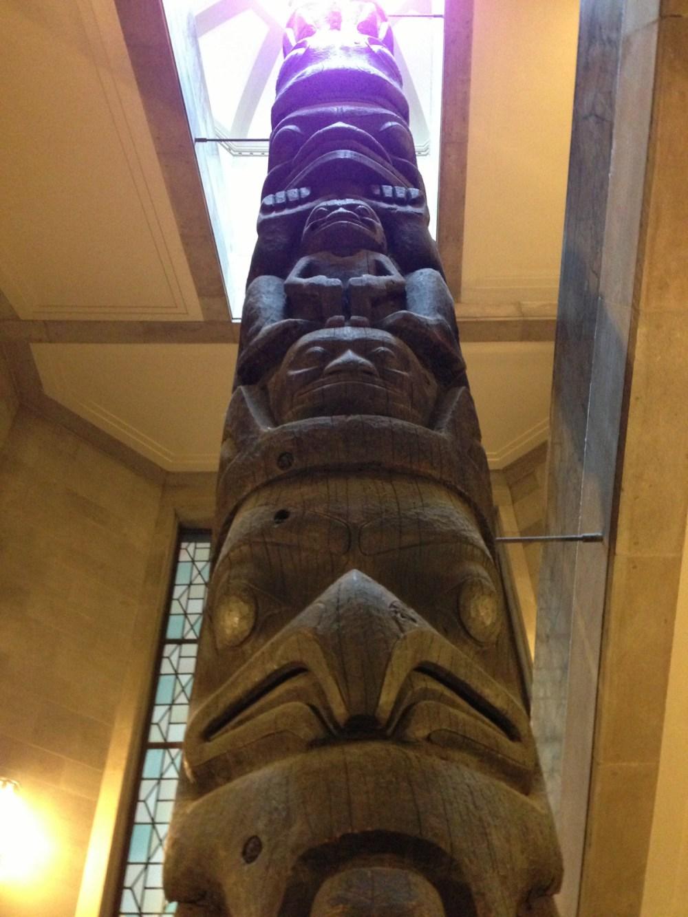ROM Totem Pole