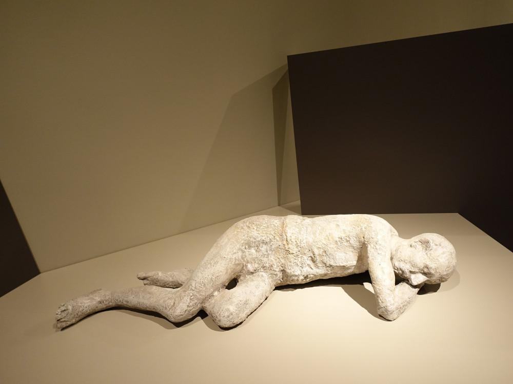 ROM Pompeii exhibit