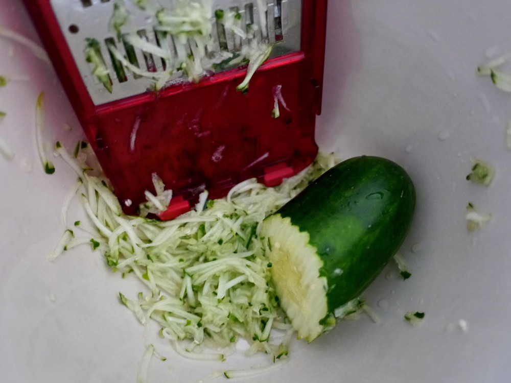 Mast o khiar Tzatziki Recipe   www.rtwgirl.com