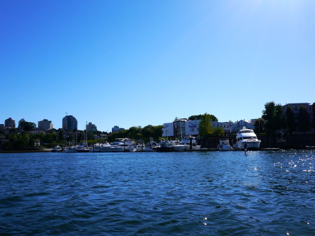 Vancouver View False Creek