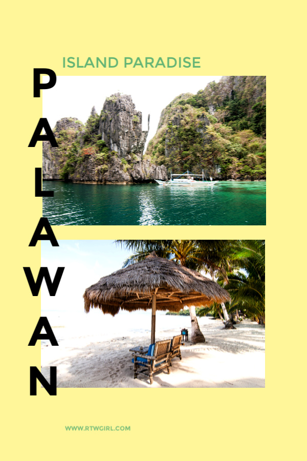 Palawan In The Philippines Is Paradise