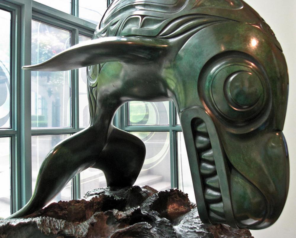 Bill Reid Gallery   www.rtwgirl.com