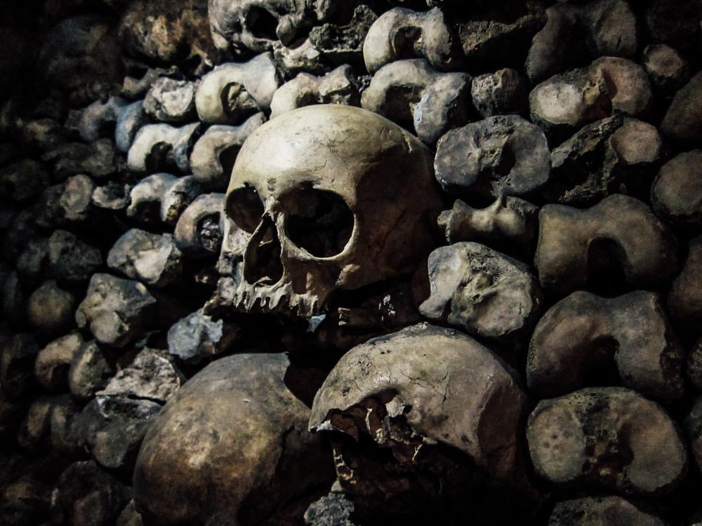 Catacombs - Paris tips