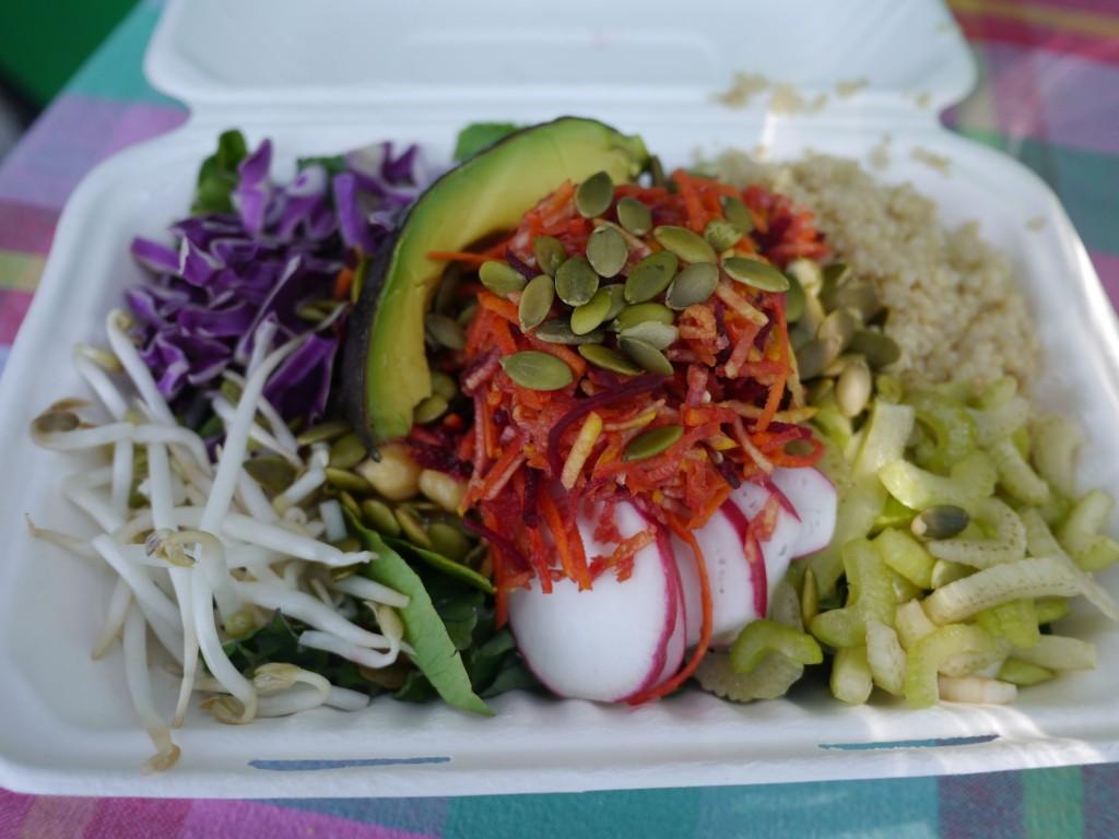 Culver City Salad Vancouver