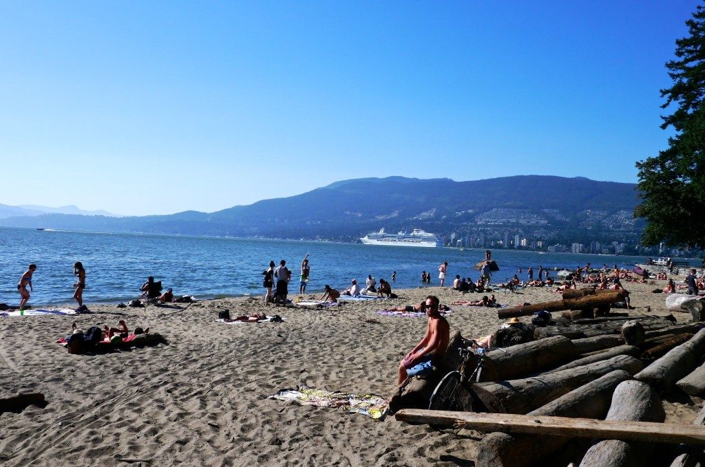 Stanley Park Third Beach -Best Things To Do On A Budget In Vancouver