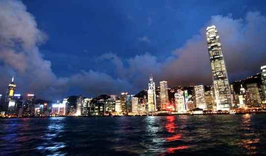 Hong Kong - Star Ferry Symphony of Lights