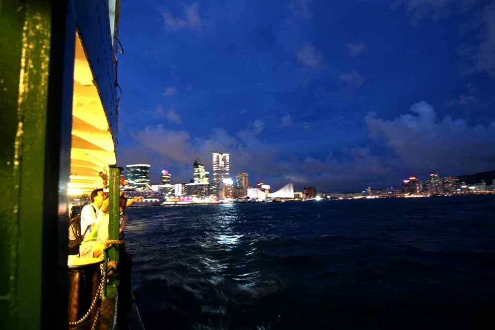 Hong Kong Must-Dos: Star Ferry | www.rtwgirl.com