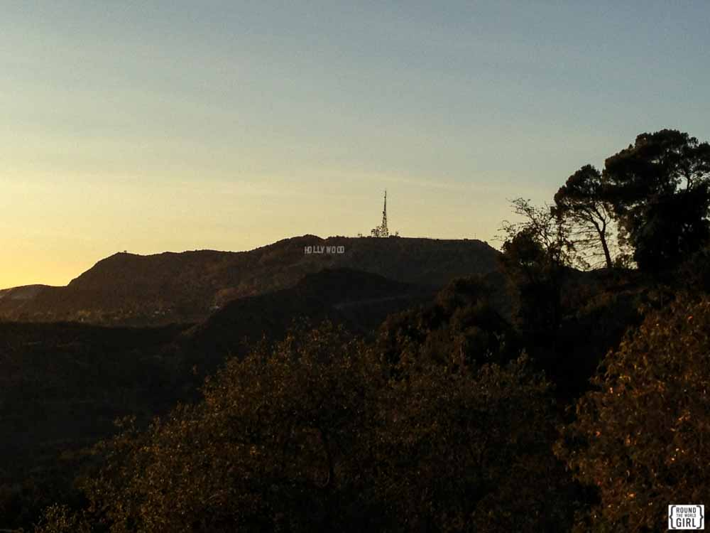 Hollywood Sign | rtwgirl