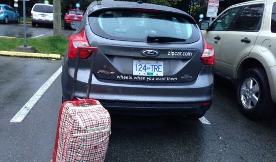 Using ZipCar When You Travel | www.rtwgirl.com