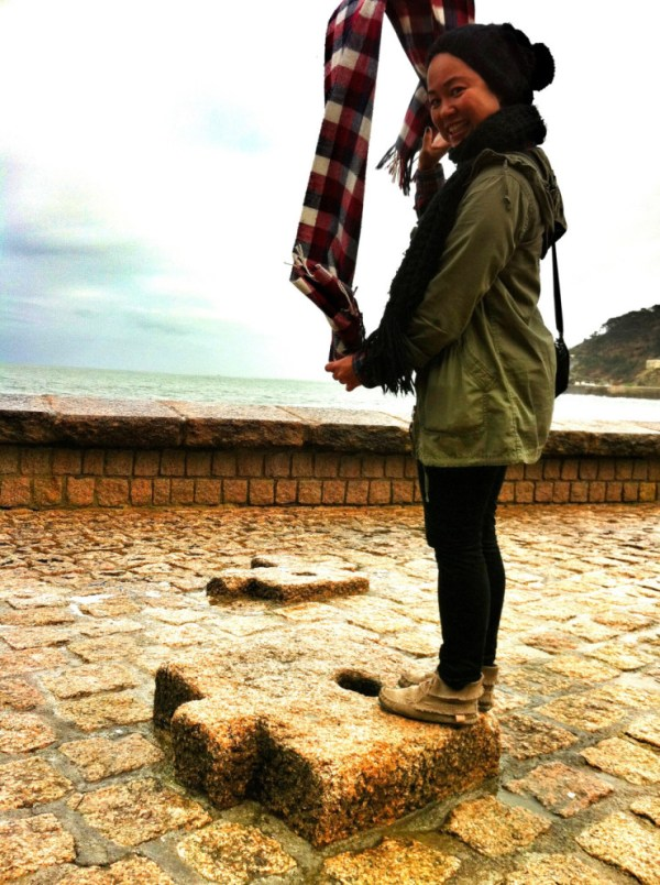 Winter in Donostia
