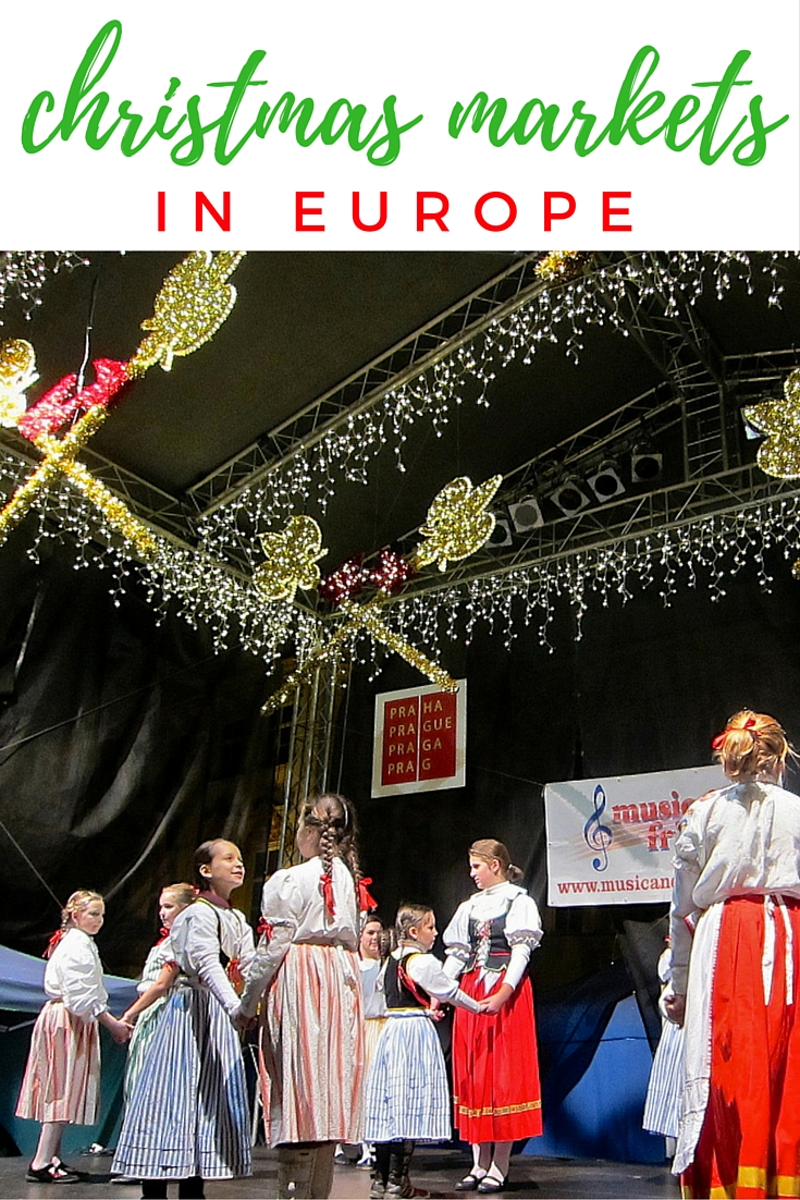 Christmas Markets In Europe | www.rtwgirl.com