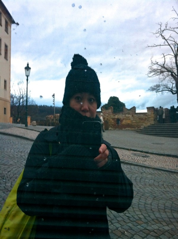 Cold In Prague