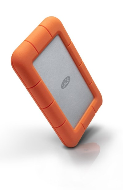lacie hard drive - travel gadgets