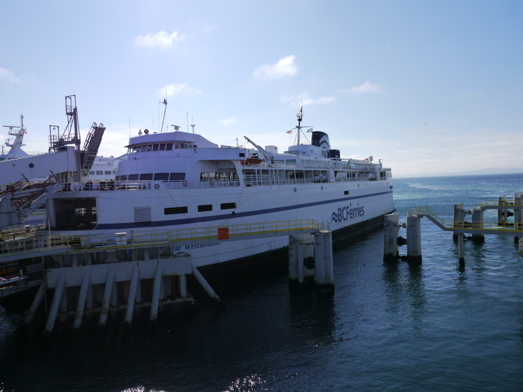 BC Ferries to Victoria